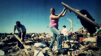 American Red Cross TV Spot, 'Oklahoma Tornado' Ft. Dale Earnhardt Jr. - Thumbnail 7