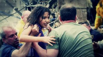 American Red Cross TV Spot, 'Oklahoma Tornado' Ft. Dale Earnhardt Jr. - Thumbnail 8