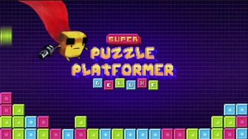 Super Puzzle Platformer Deluxe TV Spot, 'Defy Death' - Thumbnail 9