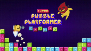 Super Puzzle Platformer Deluxe TV Spot, 'Defy Death' - Thumbnail 2