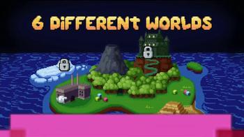 Super Puzzle Platformer Deluxe TV Spot, 'Defy Death' - Thumbnail 6