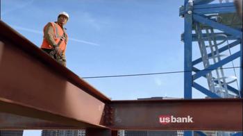 U.S. Bank TV Spot, 'Construction Site' - Thumbnail 4