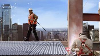 U.S. Bank TV Spot, 'Construction Site' - Thumbnail 5