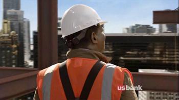 U.S. Bank TV Spot, 'Construction Site' - Thumbnail 7