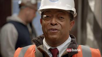 U.S. Bank TV Spot, 'Construction Site' - Thumbnail 8