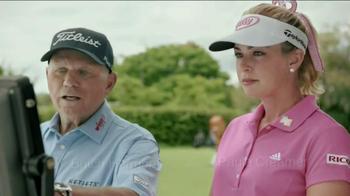 USGA TV Spot, 'While We're Young' Featuring Butch Harmon and Paula Creamer - Thumbnail 1