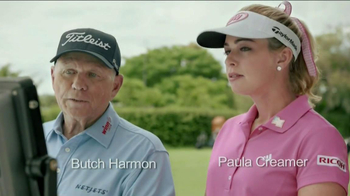 USGA TV Spot, \'While We\'re Young\' Featuring Butch Harmon and Paula Creamer