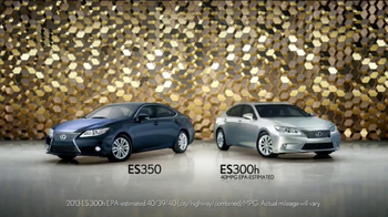 2013 Lexus ES TV Spot, 'More is More' - Thumbnail 9