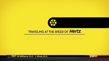 Hertz TV Spot, 'Zagat Rating' Featuring Owen Wilson - Thumbnail 1