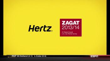 Hertz TV Spot, 'Zagat Rating' Featuring Owen Wilson - Thumbnail 10