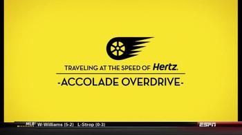 Hertz TV Spot, 'Zagat Rating' Featuring Owen Wilson - Thumbnail 2