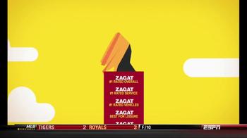 Hertz TV Spot, 'Zagat Rating' Featuring Owen Wilson - Thumbnail 7