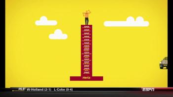 Hertz TV Spot, 'Zagat Rating' Featuring Owen Wilson - Thumbnail 8