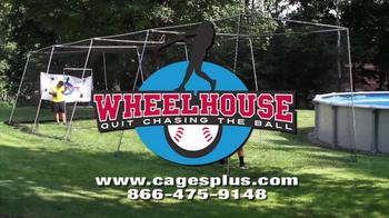 Cages Plus TV Spot, 'Baseball Practice' - Thumbnail 5