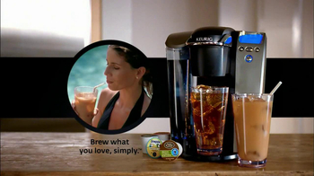 Keurig TV Spot, 'Hot or Over Ice' - Thumbnail 10