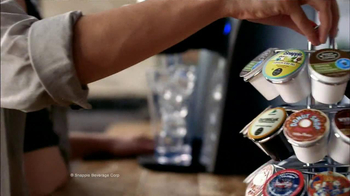 Keurig TV Spot, 'Hot or Over Ice' - Thumbnail 3