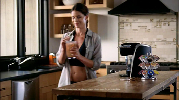 Keurig TV Spot, 'Hot or Over Ice' - Thumbnail 7