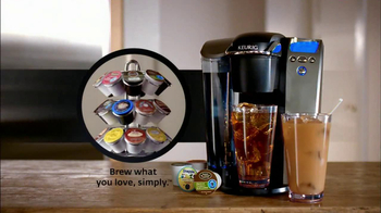 Keurig TV Spot, 'Hot or Over Ice' - Thumbnail 9