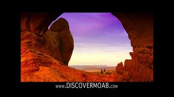 Moab Area Travel Council TV Spot, 'Close and Exhilarating' - Thumbnail 3