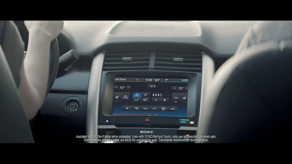 Ford TV Edge Commercial, 'Police Protect or Serve' - iSpot.tv