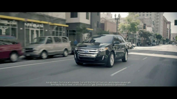 Ford TV Edge Spot, 'Police Protect or Serve' - Thumbnail 3