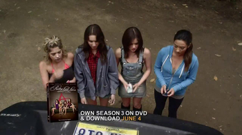 Pretty Little Liars Season 3 DVD & Download TV Spot