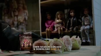 Pretty Little Liars Season 3 DVD & Download TV Spot - Thumbnail 2