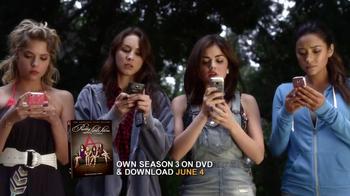 Pretty Little Liars Season 3 DVD & Download TV Spot - Thumbnail 3