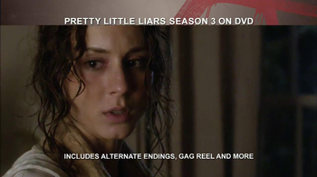 Pretty Little Liars Season 3 DVD & Download TV Spot - Thumbnail 7