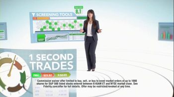 Fidelity Investments TV Spot, '200 Free Trades' - Thumbnail 4