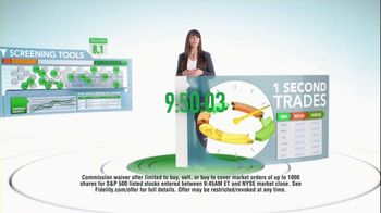 Fidelity Investments TV Spot, '200 Free Trades' - Thumbnail 5