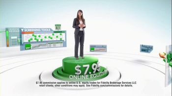 Fidelity Investments TV Spot, '200 Free Trades' - Thumbnail 7