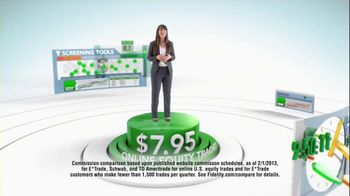 Fidelity Investments TV Spot, '200 Free Trades' - Thumbnail 8