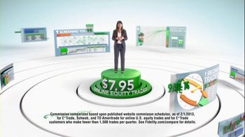 Fidelity Investments TV Spot, '200 Free Trades' - Thumbnail 9