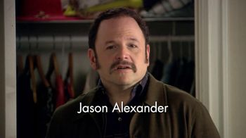 GLAAD TV Spot, 'Out of the Closet' Featuring Jason Alexander