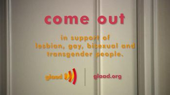 GLAAD TV Spot, 'Out of the Closet' Featuring Jason Alexander - Thumbnail 9