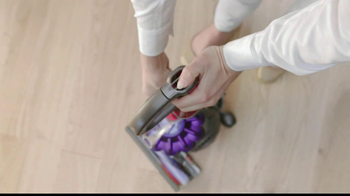 Dyson DC50 TV Spot, 'Little Vacuum, Big Performance' - Thumbnail 10
