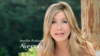 Aveeno Daily Moisturizing TV Spot, 'Hydration' Feat. Jennifer Anniston - Thumbnail 3
