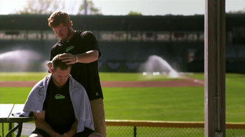 Wahl Home Products Lithium Ion Shaver TV Spot, 'Baseball Team' - Thumbnail 6