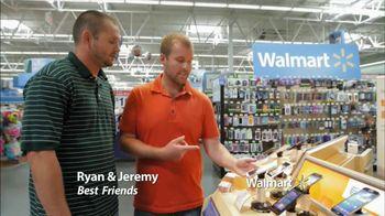 Walmart TV Spot, 'Ryan and Jeremy'