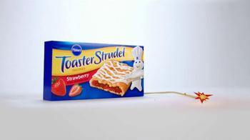 Pillsbury Toaster Strudel TV Spot, 'Flavor Cannon' - Thumbnail 6