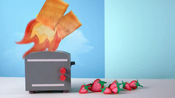 Pillsbury Toaster Strudel TV Spot, 'Flavor Cannon'