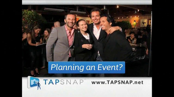 TapSnap TV Spot - Thumbnail 1