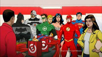 Target TV Spot, 'Justice League'