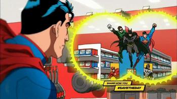 Target TV Spot, 'Justice League' - Thumbnail 6