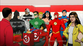 Target TV Spot, 'Justice League' - 309 commercial airings
