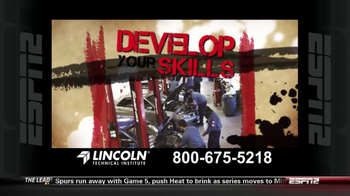 Lincoln Technical Institute TV Spot - Thumbnail 4