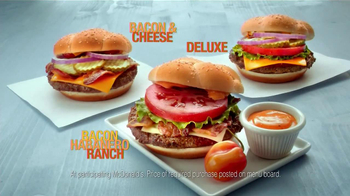 McDonald's Quarter Pounder TV Spot, 'Buy One, Give One' - Thumbnail 9