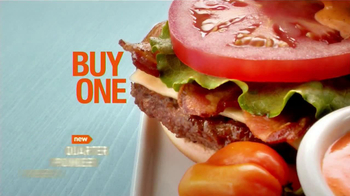 McDonald's Quarter Pounder TV Spot, 'Buy One, Give One' - Thumbnail 3