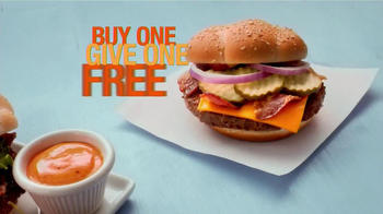 McDonald's Quarter Pounder TV Spot, 'Buy One, Give One' - Thumbnail 5